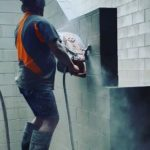 Hand Sawing - RDA Concrete Cutting 10