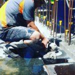 Hand Sawing - RDA Concrete Cutting