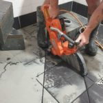 Hand Sawing - RDA Concrete Cutting 7