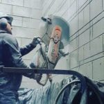 Hand Sawing - RDA Concrete Cutting 8