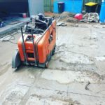 RDA Concrete Cutting Roadsaw 3