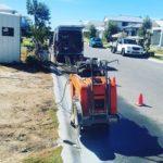 RDA Concrete Cutting Roadsaw 5